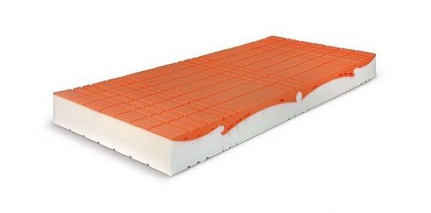 CARESA SOFT ortopedická zdravotní matrace do postele z HR pěny