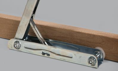 OPTIMA FLEX UP komfortní lamelový polohovací rošt