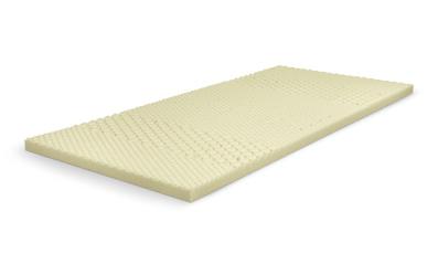 TOPPER VISCO krycí matrace z visco pěny čabraka